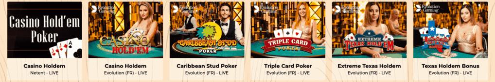 Casino Live Lucky Luke