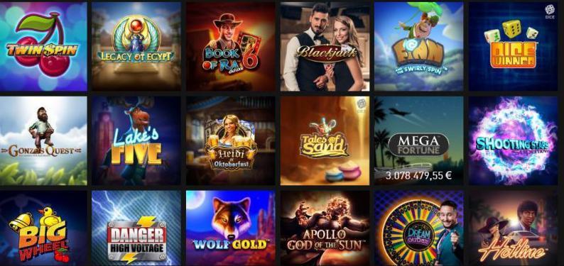 Beste Casino777 Spellen