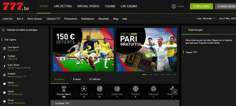 Sport Casino777