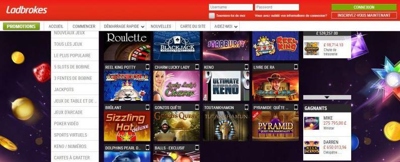 Free online vegas slot machines