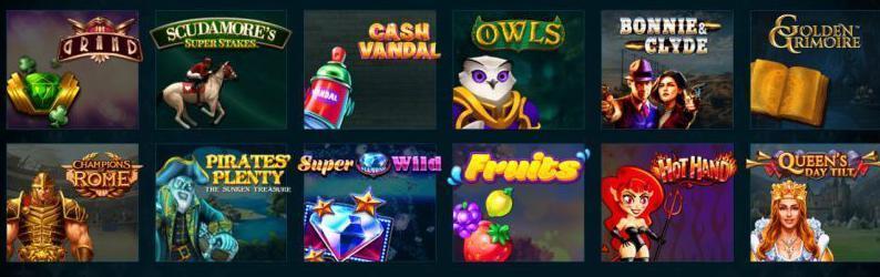Cheri Casino Review