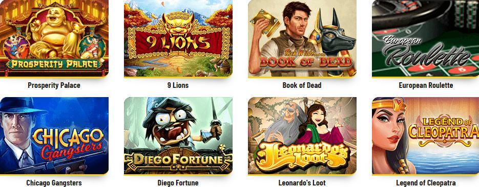 Bonus sans depot casino canada