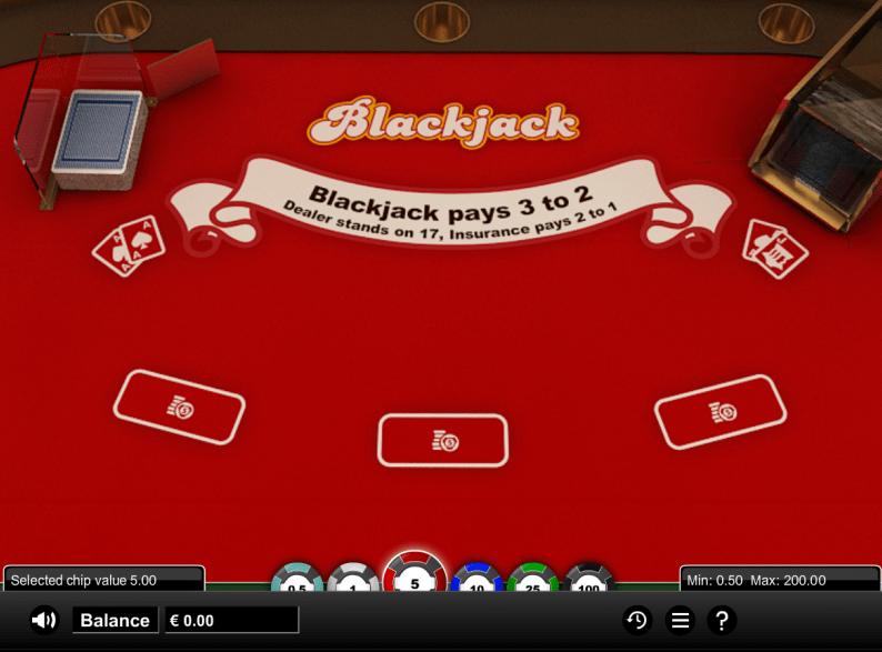 wild sultan blackjack beoordeling